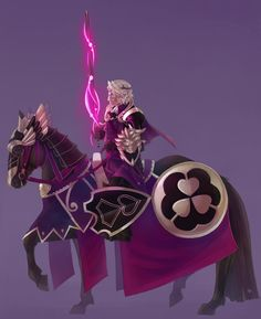 Fire Emblem Fates - Xander Lionhearted