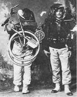 Our beloved Italian military corp Bersaglieri with bikes - I nostri gloriosi bersaglieri con la bicicletta chiudibile