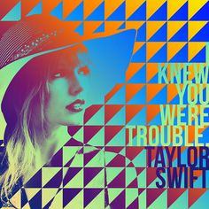 Taylor Swift - I Knew You Were Trouble. cover