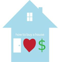Living For Pretty: How to buy a house - Our story