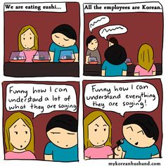 My Korean Husband Blog