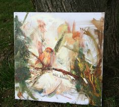A Bird  #drawing #bird #oildrawing Bird, Drawings, Painting, Painting Art, Sketch, Paintings, Paint, Draw, Birds