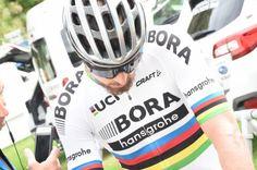 Peter Sagan Tour Down under training