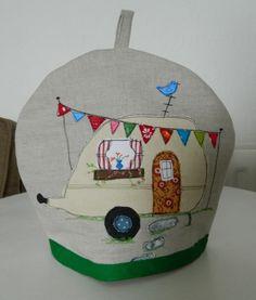 Tea Cosy Camper