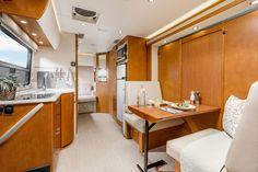 Leisure Travel Vans - Unity - Floorplans