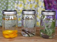 Naturally infused vodka - Helpful tips on how to infuse Vodka.