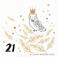 21 (Lizzie Mackay)