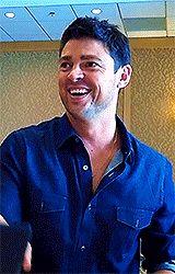 His smile makes the world shine...