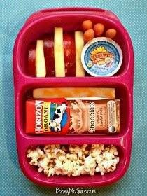 Non Sandwich Kids Lunches