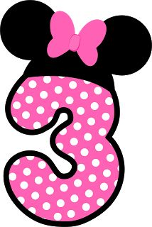Number 3 Minnie