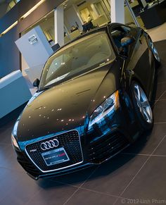 For the love of Audi... TT RS style.