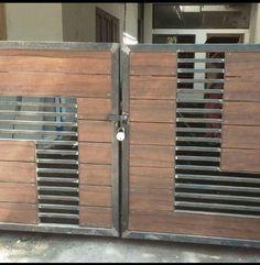 Grill Gate Design, Steel Gate Design, Front Gate Design, Main Gate Design, House Gate Design, Door Gate Design, Fence Design, Wooden Garden Gate, Wooden Gates