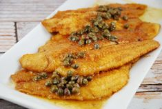 Light, easy Sole Piccata Recipe, just 5 Points + per serving.