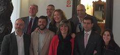 MOTRIL. Flor Almón, que es vocal de la Junta Directiva de la Red española de…