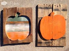 22 superb halloween decorations using pallet wood pallet home accessories - Recycled Halloween Decorations