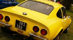 Opel 1900GT / 1968