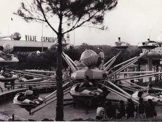 40 años de vértigo en la Casa de Campo -