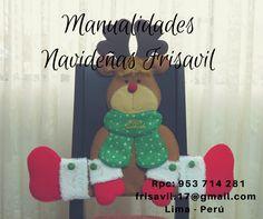 CUBRESILLA RENO PATILARGA Christmas Stockings, Dinosaur Stuffed Animal, Quilting, Toys, Holiday Decor, Crochet, Animals, Home Decor, Xmas