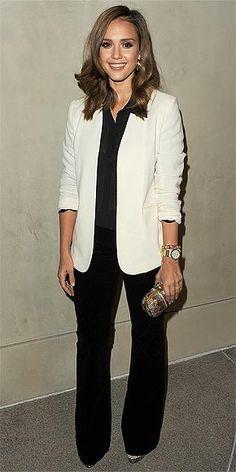 white blazer: need to add to my wardrobe