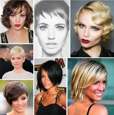 proof that short hair can be just as sexy as long!