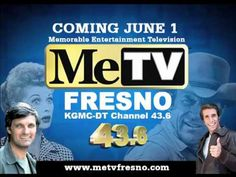 MeTV, Fresno 60 Second Radio Spot