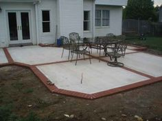 Concrete Patio   Google Search