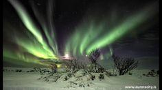 Aurora Borealis West Iceland