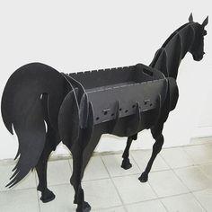 мангал в виде лошади, г.Алматы Казахстан
