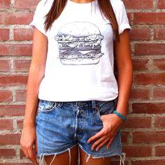T-shirt by Lora / Les Très Tresses