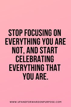 Celebrate what you have...it is seed...plant...water and grow....multiply the seed by planting it Babe Quotes, Self Love Quotes, Great Quotes, Quotes To Live By, Positive Affirmations, Positive Quotes, Motivational Quotes, Inspirational Quotes, Think