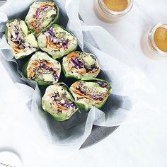 I'll gladly pay you Tuesday for a Collard Wrap TODAY. Wait, Tuesday is TODAY - no ? required, just…