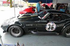 C3 Corvette Racer