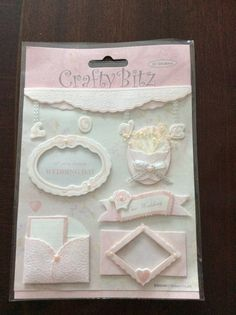 Crafty Bitz pk DS103 papers shapes  etc etc by TheBargainStoreUK