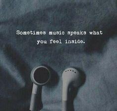 Sometimes music speaks what you feel inside. via (http://ift.tt/2xUP1gA)