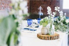 Blue, white and beige wedding South African wedding Kate Martens Photography (1)