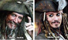 Piratas del caribe 3.-