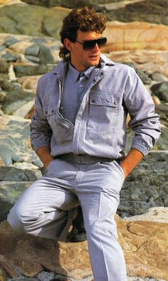 Menswear image from 1984
