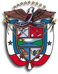 Resultado de imagen para mapa, escudo nacional y bandera de  Panama