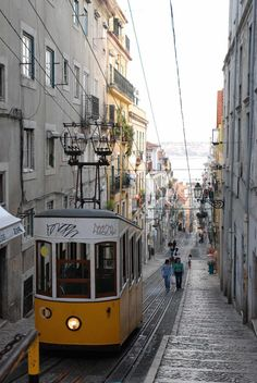 Lisbon, Portugal - Don and I took at transatlantic cruise that landed in Lisbon.  We had a wonderful time!