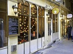 La Jacobine - across the river for brunch? 12:00-23:00  59 Rue Saint-André des Art
