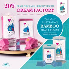 Jewelry In Candles- Dream Factory just got a new scent...Australian Bamboo!