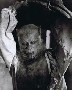 """Oliver Reed in """"Curse of the Werewolf"""" (1961)"""