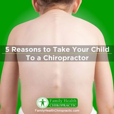 """One of the most common questions I get as a Pediatric Chiropractor is, """"Why should I get my child adjusted?"""" In this article I provide 5 reasons why your child needs to see a chiropractor, and it has nothing to do with pain."""