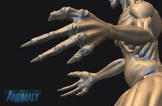 .Hands Up or Hands Down?......creature hands