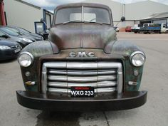 Gmc pickup truck 1948 lovely original patina fresh from the states                                                                                                                                                                                 More
