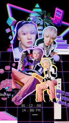 View Wallpaper, Retro Wallpaper, Park Chanyeol Exo, Kyungsoo, Exo Red Velvet, Cute Funny Pics, Exo Lockscreen, Disney Phone Wallpaper, Z Cam