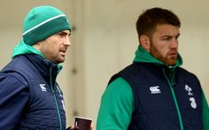 Six Nations 2016: Sean OBrien and Rob Kearney return for Ireland against France