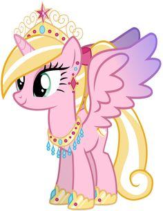 Princess StarWish adopted by me!