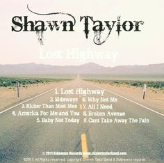 Lost Highway CD.