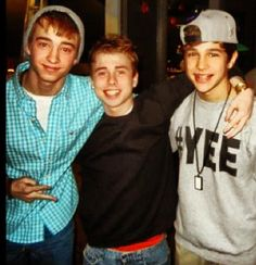 Psanders Dylan Holland Austin mahone